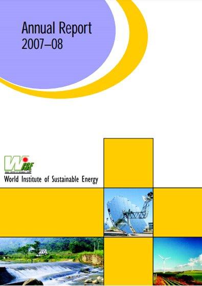 2007-2008 annual report