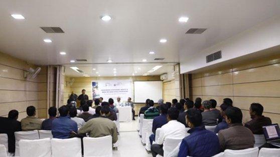 Capacity Building workshop Patna
