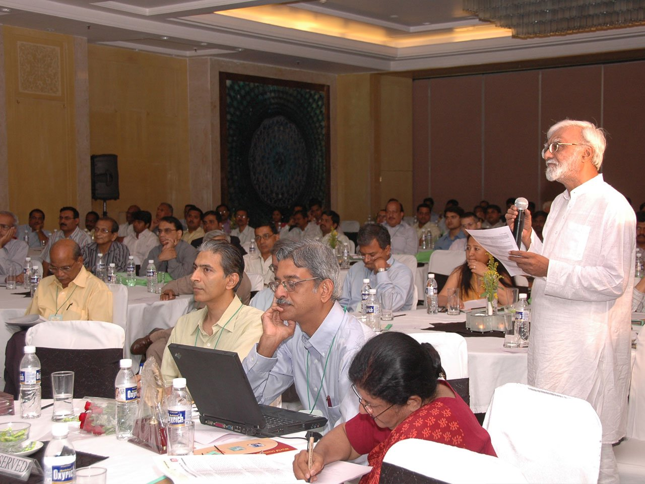 Climate Change India 2008