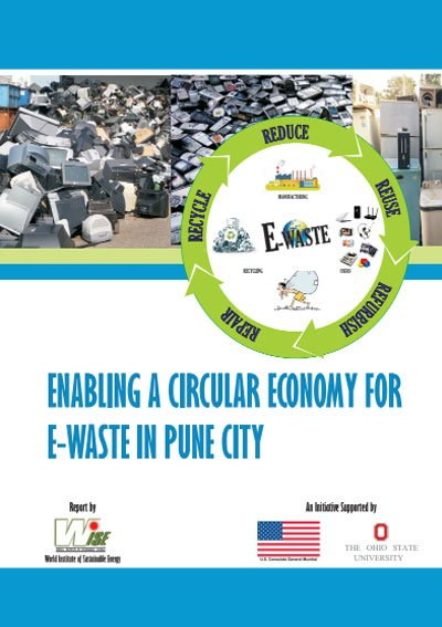 Enabling A Circular Economy for E-Waste in Pune City