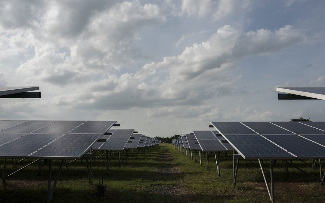 FIRST EVER MODEL TARIFF DETERMINATION FOR GRID CONNECTED SOLAR POWER IN INDIA