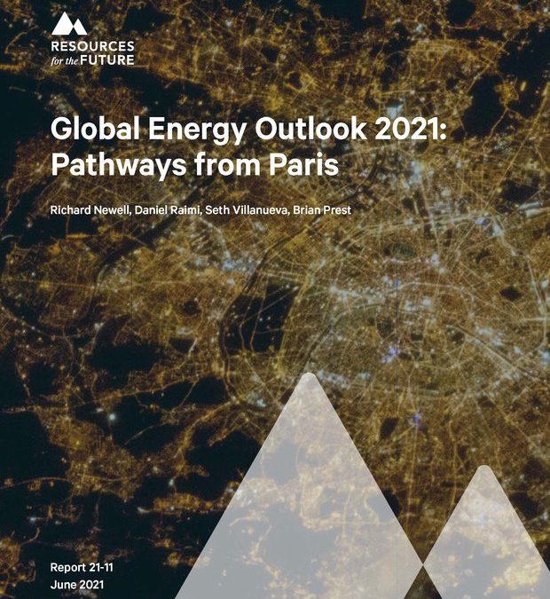 Global energy outlook 2021: pathways from Paris