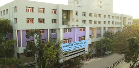 MASTER RE PLAN FOR COLLEGE OF ENGINEERING CAMPUS, PUNE