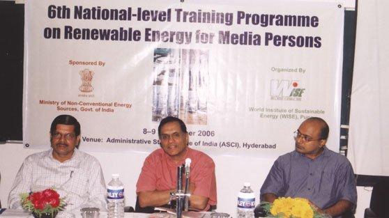 Media-Training-Programme,-Hyderabad