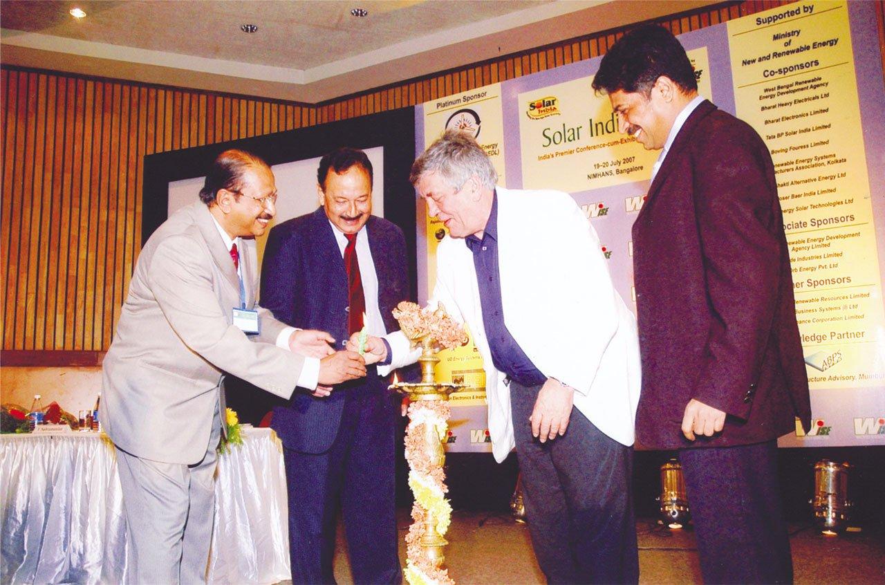 Solar India 2007