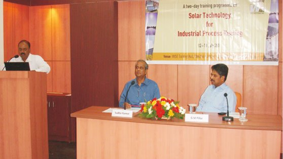 Solar Technology For Industrial Process Heating