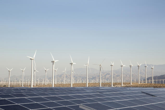 Transitioning to a cleaner electricity system using conventional sources as bridge fuels