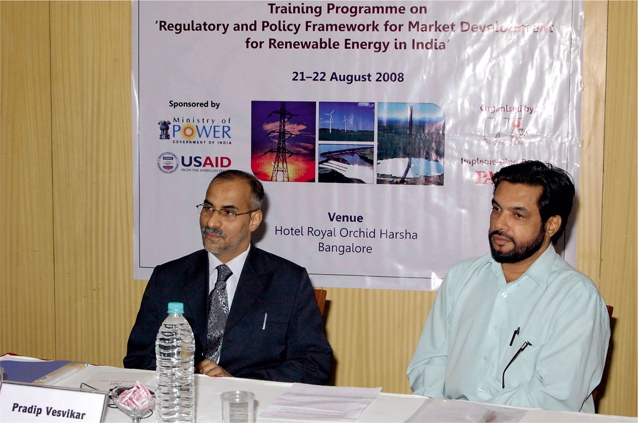 Training Programs For Regulators And Policy Makers Under Usaid Drum Program (2008-2010)