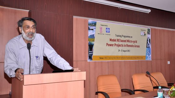 WISE-WORLD BANK-MNRE PROGRAMME ON MICRO-GRIDS IN REMOTE AREAS