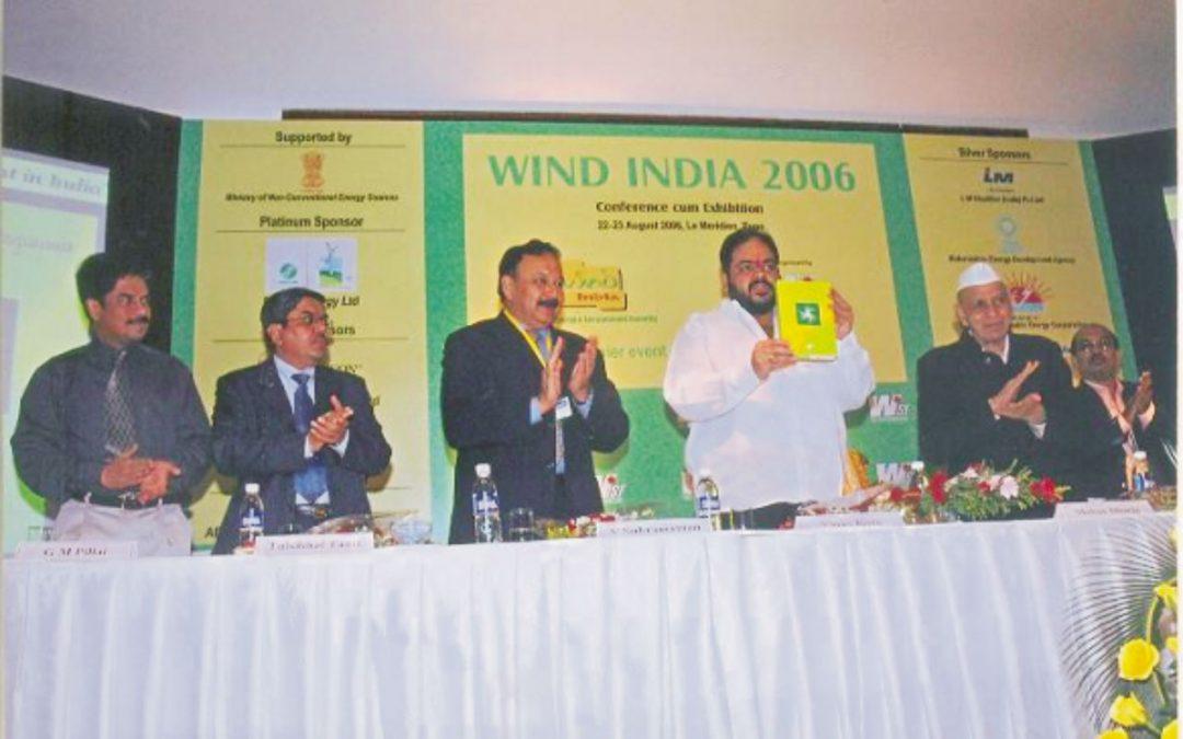 Wind Power India 2006