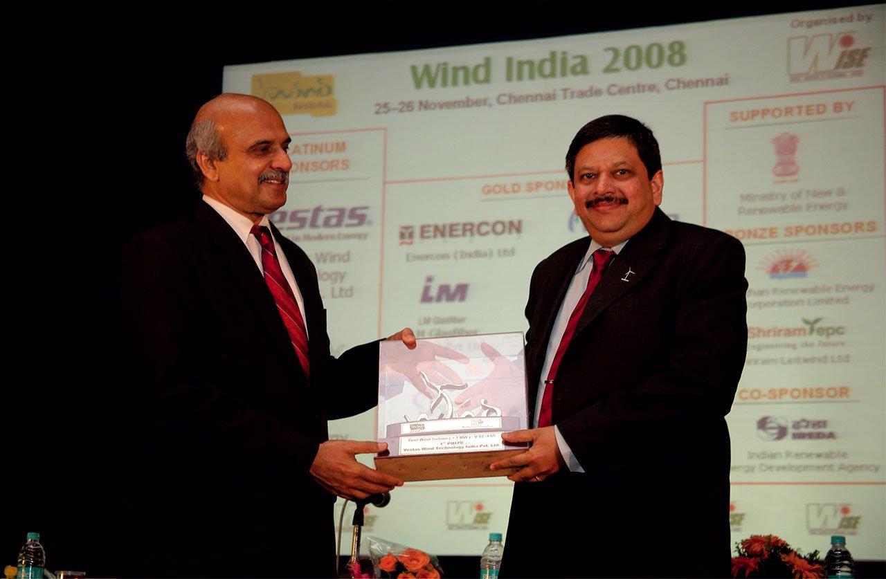 Wind Power India 2008