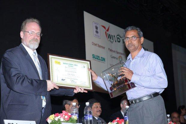 Wind Power India 2011