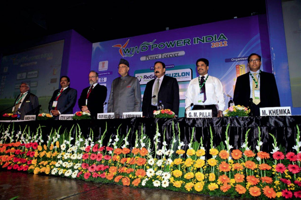 Wind Power India 2012