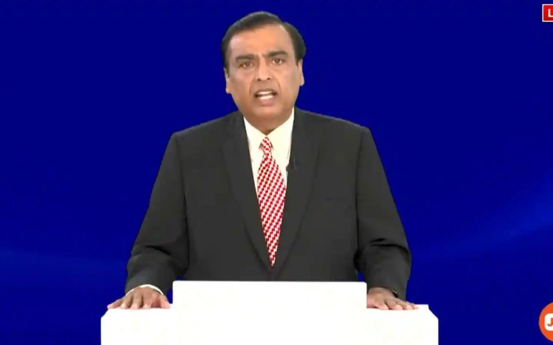 RIL launches new clean energy business, to invest ₹75,000 crore in 3 years